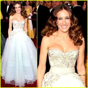 Sarah Jessica Parker -- Oscars 2009