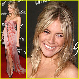 Sienna Miller Pretties Up Paramount