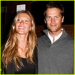 Tom Brady & Gisele Bundchen: Secret Wedding!