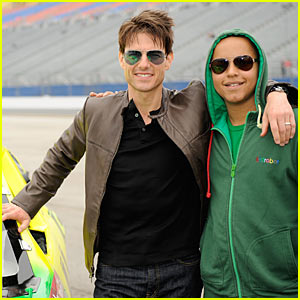 Tom Cruise: My Son is a Kid Robot