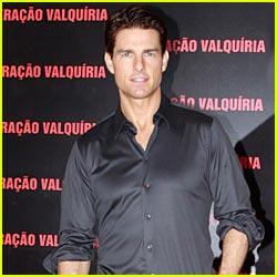 Tom Cruise Goes Full Matarese Circle