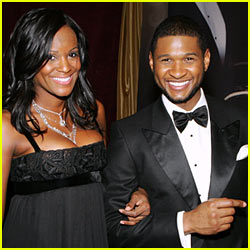 Usher's Wife Stable After Surgery