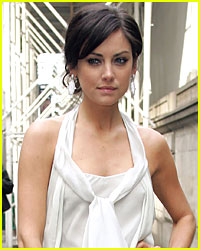 Woop Woop for Jessica Stroup