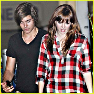 Zac Efron & Danielle Panabaker: Hugo's Hotties