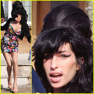 Amy Winehouse: Wobble, Wobble!