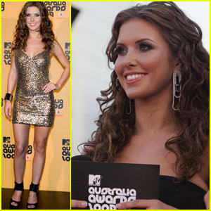 Audrina Patridge Looks Awesome in Australia
