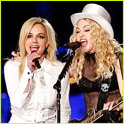Britney Spears & Madonna: Another Duet!