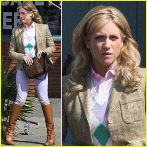 Brittany Snow as Lily Rhodes -- FIRST LOOK