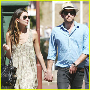 Caleb Followill & Lily Aldridge: Solid As The Rocks