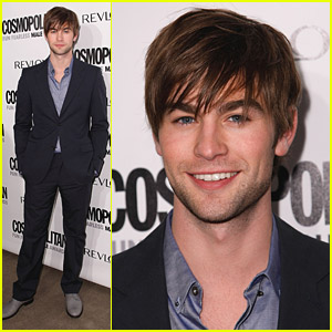 Chace Crawford is a Fun Fearless Male