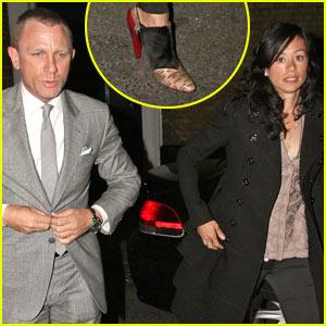 Daniel Craig & Satsuki Mitchell: Ivy Club Couple