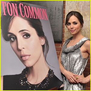 Eliza Dushku Celebrates Boston Common Cover