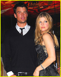 Josh Duhamel Is Home To Fergie
