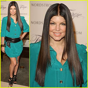 Fergie is Nordstrom Nice