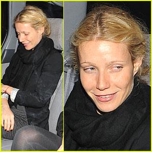Gwyneth Paltrow: Cipriani Silly!