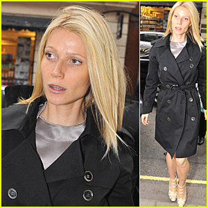 Gwyneth Paltrow Bares Her Gorgeous Gams