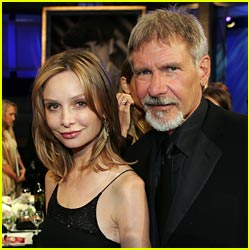 Harrison Ford & Calista Flockhart: Engaged!