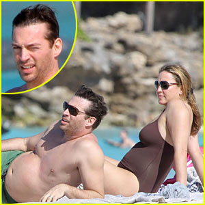 Harry Connick Jr. is Shirtless