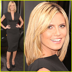 Heidi Klum is the Perfect One