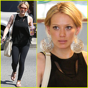 Hilary Duff is a Caioti Cut