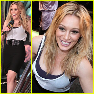 Hilary Duff is On Demand