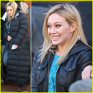 Hilary Duff is SVU's Ashlee Walker