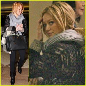 Hilary Duff Will En-Tice Kids