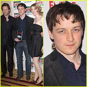 James McAvoy's Empire Is Expanding