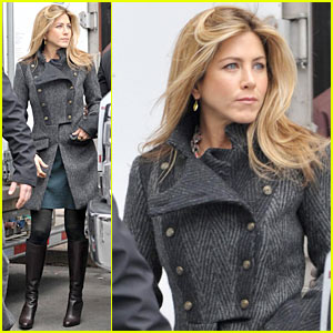 Jennifer Aniston: It's Another Baster Day!