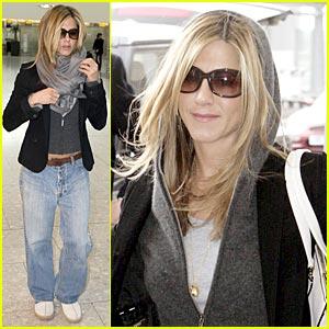 Jennifer Aniston: Holy Hoyle Jackson!