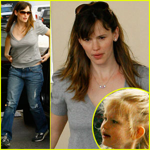 Jennifer Garner Tells Her Side of the Truth