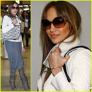 Jennifer Lopez Jumps to Japan