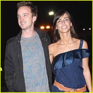 Jessica Lowndes &#038; Aaron Paul: Party People