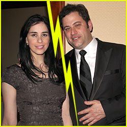 Jimmy Kimmel & Sarah Silverman Split (Again)