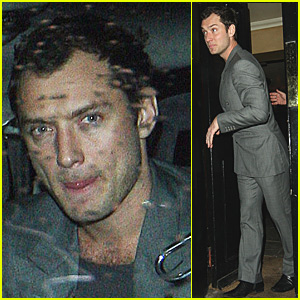 Jude Law: Fuzz-Free in London