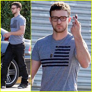 Justin Timberlake Opens Up To Oprah