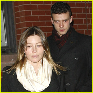 Jessica Biel's Birthday Bash