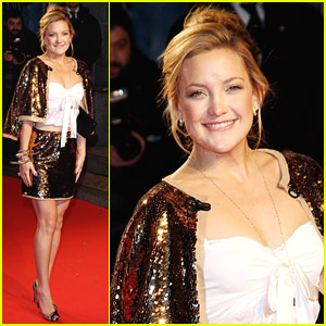 Kate Hudson Is Friendly And Fashionable