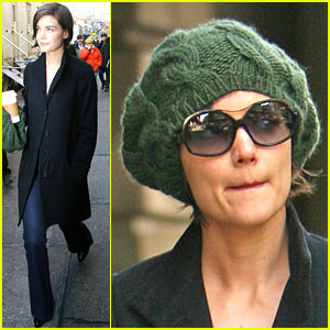 Katie Holmes: It's Not Easy Being Green