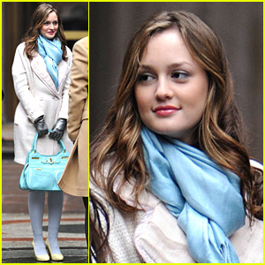 Leighton Meester Finds A Roommate