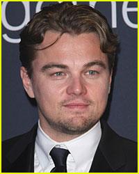 Leo DiCaprio: Green Giant!