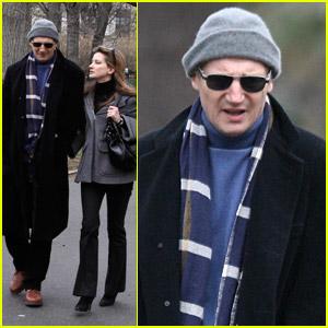Liam Neeson Mourns Natasha Richardson