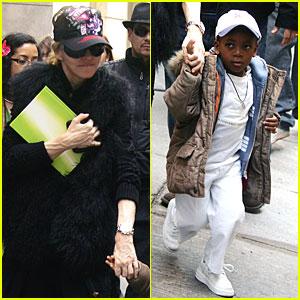 Madonna: Manhattan to Malawi!