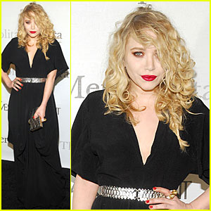 Mary-Kate Olsen Celebrates Metropolitan Opera