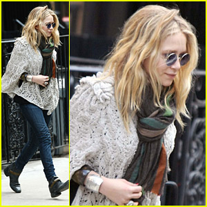 Mary-Kate Olsen Is Not New To NYC