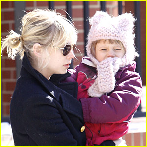 Matilda Ledger is Courageous in the Cold