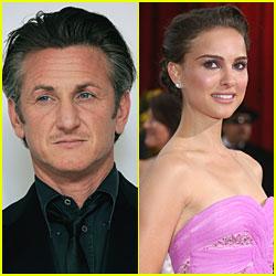 Sean Penn & Natalie Portman: Makeout Madness?