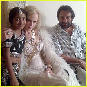 Nicole Kidman & Rubiana Ali are Gal Pals