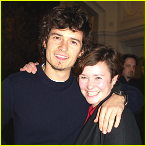 Orlando Bloom Is Sweet To His Sister