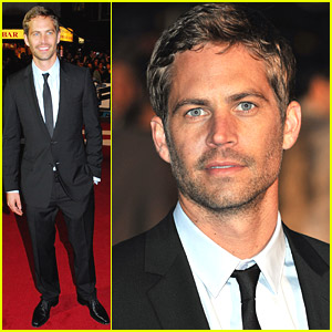 Paul Walker is Fast & Furious